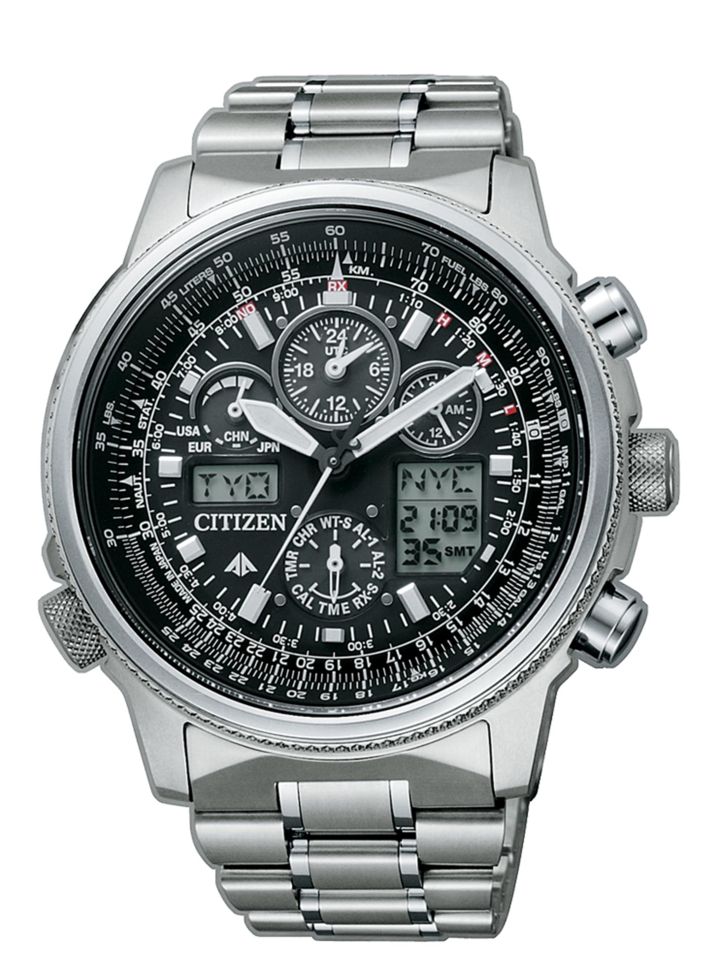 orologio titanio uomo