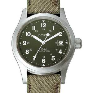 Orologio Khaki Field Mechanical Officer