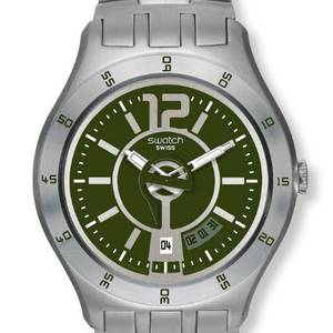Orologio Irony In a Green Mode