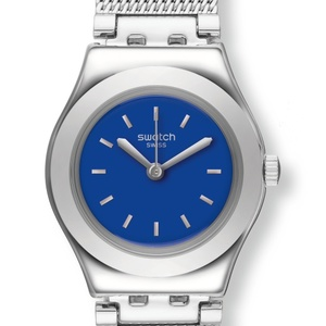 SWATCH - Orologio Twin Blue