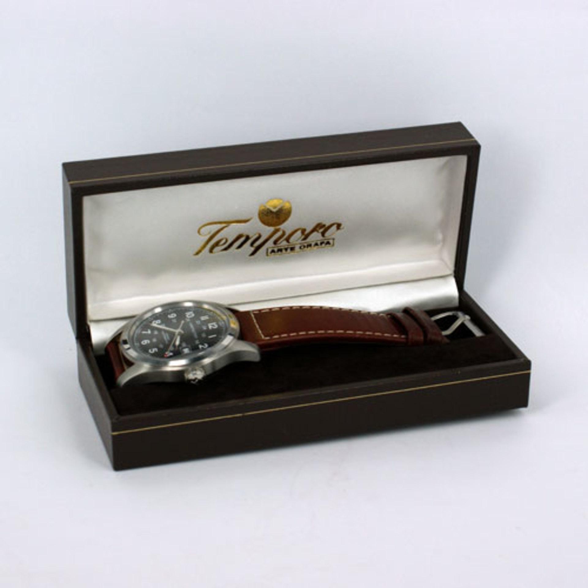 Porta orologi scatola retr temporo - Porta orologi uomo ...