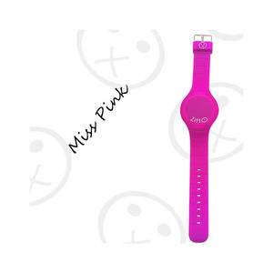 Orologio Silicone Miss Pink Grande