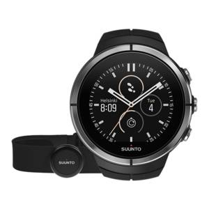 Orologio Spartan Ultra Black (HR)