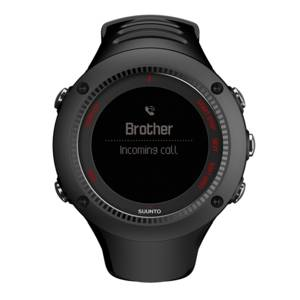 Orologio Ambit3 Run Black (HR)
