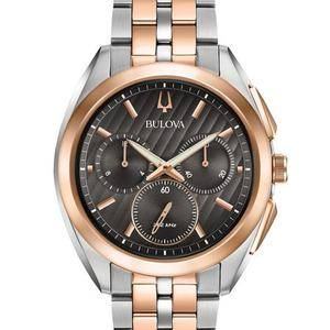 Orologio Uomo Curv Chronograph Dress