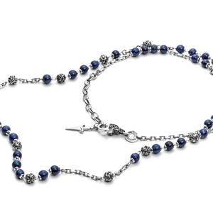Collana Uomo in Argento NIGHTLY