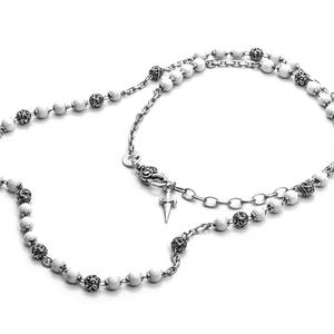Collana Uomo in Argento DAILY