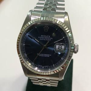 Rolex Date just Oro Bianco 36mm