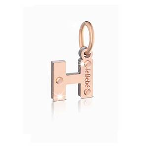 Charm LOCK YOUR LOVE Lettera H