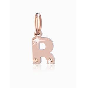 Charm LOCK YOUR LOVE Lettera R