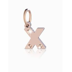 Charm LOCK YOUR LOVE Lettera X