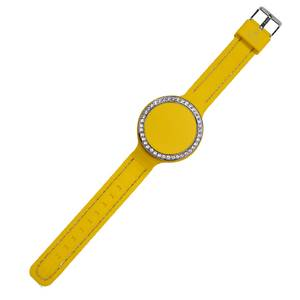 Orologio Donna Multifunzione DIVA EDITION Lady Yellow