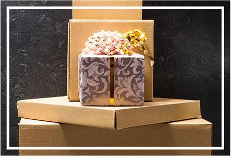 consegna e regali